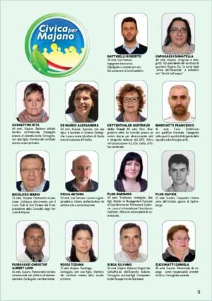 Candidati Civica Per Majano