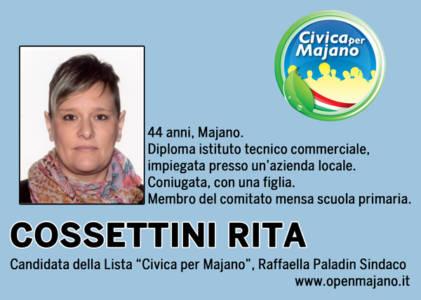 Cossettini Rita