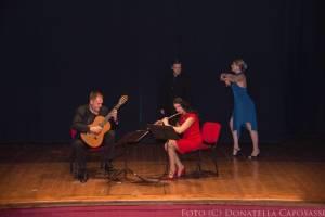Tango.. Suonatori E Ballerini