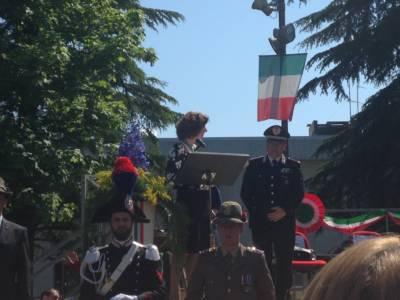 Cittadinanza Onoraria Ai Carabinieri