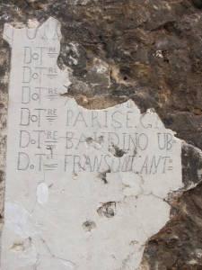 Foto 12 I Nomi Di Alcuni Medici Della Dolina Dei Bersaglieri