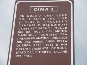 Foto 26 Cima 3 Monte San Michele