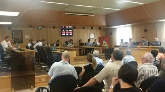 Il Primo Consiglio Comunale 2016-2021