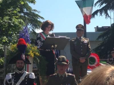La Cittadinanza Onoraria All\'Esercito