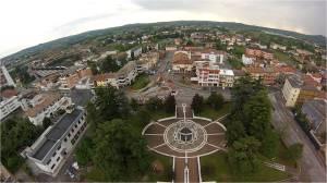 La Piazza Vista Dall\'alto