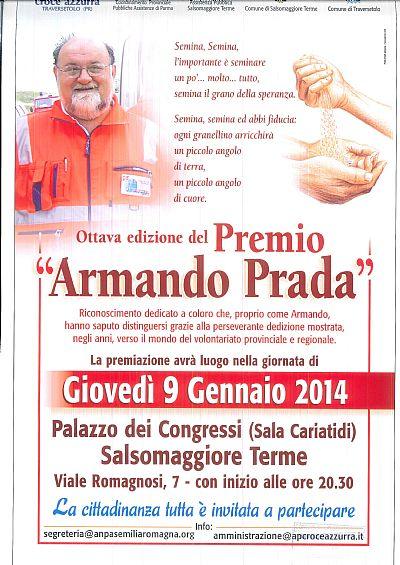 IL PREMIO PRADA 2014.. TRA TRAVERSETOLO E SALSOMAGGIORE