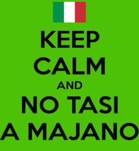 La Tasi, a Majano NO!
